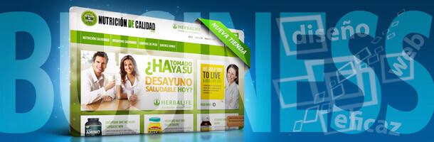 Tienda Business: Diseño de tienda online