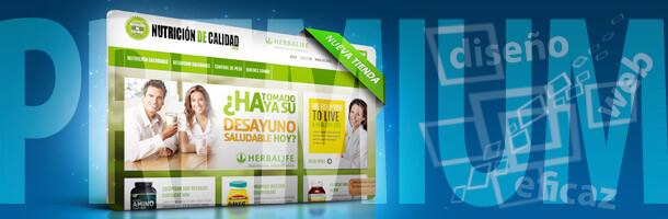 Tienda Premium: Diseño de tienda online