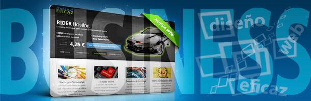 Web Business: Diseño de web corporativa