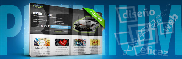 Web Premium: Diseño de web premium