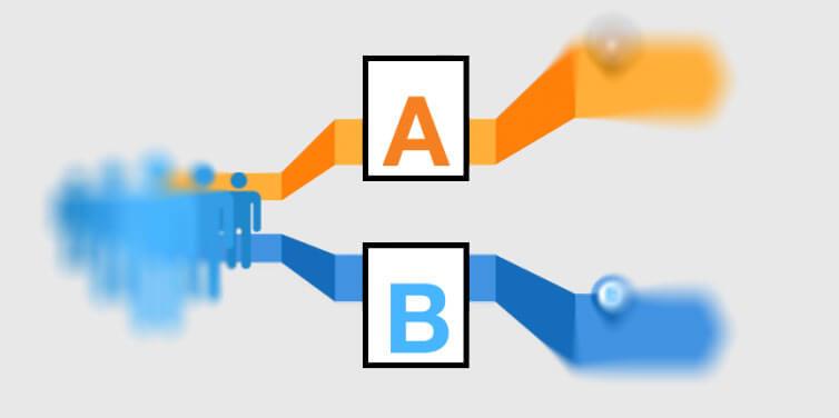 Qué es un test AB y cómo ayudan a tu proyecto web